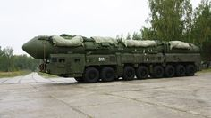 Russia to Deploy More Yars Ballistic Missiles by Year-End