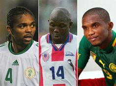 BetGrass, το στέκι του διεθνούς ποδοσφαίρου: Οι 11+1 καλύτεροι Αφρικανοί ποδοσφαιριστές όλων τω...