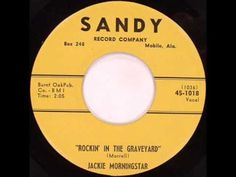 Jackie Morningstar - Rockin' In the Graveyard  ~  Rockabilly Halloween