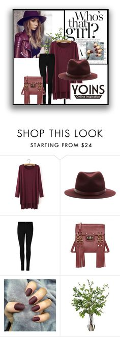 """""""Yoins 10."""" by marijaprusina ❤ liked on Polyvore featuring rag & bone, Diane James, women's clothing, women, female, woman, misses, juniors and yoins"""
