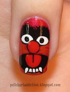 Animal!! :)- I'd never be  brave enough to get; but so very awesome