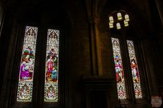 The beautiful inside of the St Mungo's Cathedral of Glasgow, Scotland Scotland Kilt, Glasgow Scotland, Glasgow Cathedral, Old Trees, Prim Christmas, Container Flowers, Scandinavian Christmas, Sympathy Cards, The St