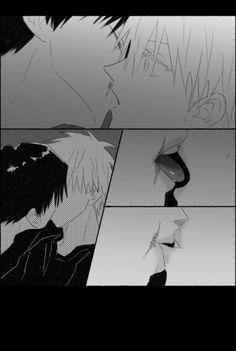 Anime Kiss, Anime Neko, Haikyuu Anime, Kawaii Anime, Anime Art, Anime Boyfriend, Manga, Aesthetic Anime, Character Art