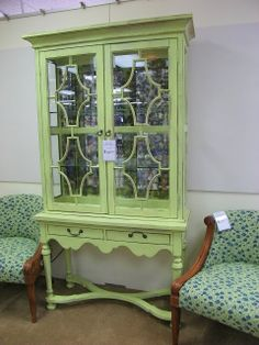 The green gives this piece a contemporary look. Maison Decor: A Martha's Vineyard Shopping Paradise