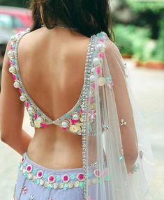 Blouse Back Neck Designs, Neckline Designs, Fancy Blouse Designs, Bridal Blouse Designs, Saree Blouse Designs, Latest Blouse Designs, Indian Blouse Designs, Choli Blouse Design, Sari Design