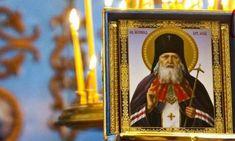 Τα τελευταία λόγια του Αγίου Λουκά του Ιατρού και η ευχή για τους ασθενείς Painting, Painting Art, Paintings, Painted Canvas, Drawings