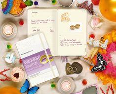 Wedding Planning Journal by Moleskine. YES PLEASE.