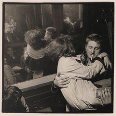 Een Avond in Parijs 5 - 1950, Ed van der Elsken