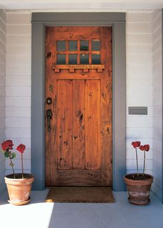 When I Have A House I Either Want A Red Front Door Or A