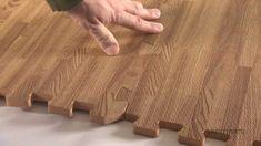 Soft Wood Tiles