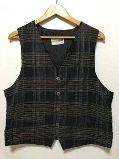 Designer Unknown brand vest design Size l - Vests for Sale - Grailed