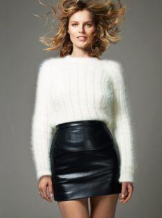 Eva Herzigova by Cuneyt Akeroglu for Vogue Turkey