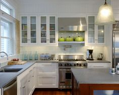 Modern Kitchen Ikea Adel White Cabinets Design, Pictures, Remodel, Decor and Ideas - page 6