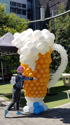 Huge custom made bee