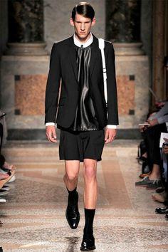 #Moda Hombre  les Hommes  Spring Summer 2014  #Menswear
