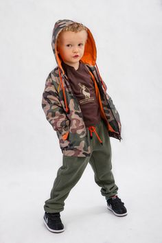 kids fashion, little hunter