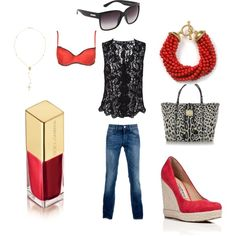 Untitled #24, created by hyaa123 on Polyvore