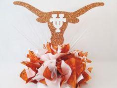 Texas-longhorn-centerpiece