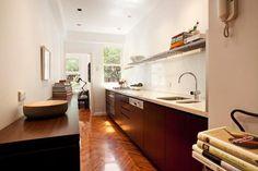 Beautiful apartment with parquet floor