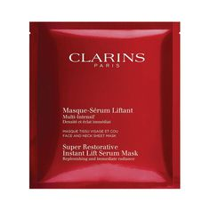 Clarins Masque Serum Liftant Multi-Intensif