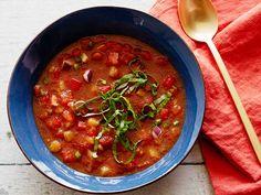 Alton Brown's Gazpacho #RecipeOfTheDay