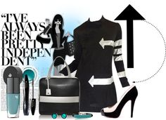 """Which Way Is Up"" by victoria1961notags ❤ liked on Polyvore"