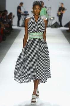 2012 fashion color trends contrast white | New York Fashion Week: Our favorite trends