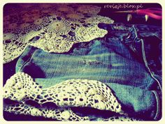 DIY: Lace Shorts