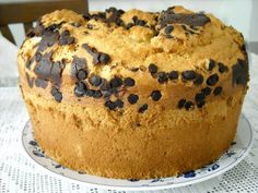 How To Make Bread, Food To Make, Pond Cake, Eat Better, Chiffon Cake, English Food, Sweet Bread, Sweet Recipes, Cookie Recipes
