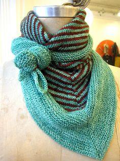 Ravelry: Soho Scarf pattern by The Knit Cafe Toronto