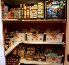 Now, this pantry idea might work!!