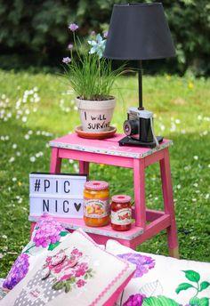 picnic salottino