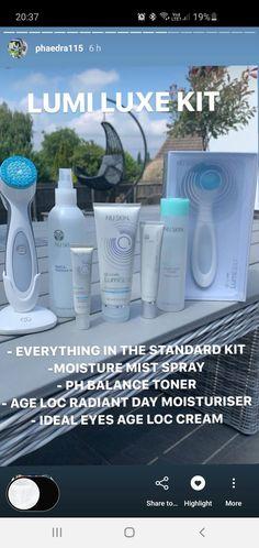 Nu skin lumi Nu Skin, Moisturizing Shampoo, Mist Spray, Moisturiser, Mists, Personal Care, Self Care, Personal Hygiene
