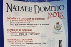 Giugliano, l'ufficializzazione degli eventi per il Natale Domizio. Evento storico è la prima volta
