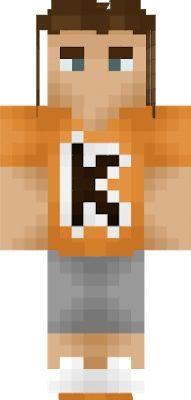 Kwebbelkops Minecraft Skin