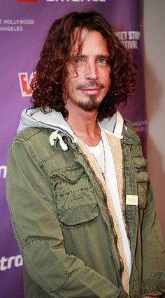 """""""Get Stripped"""" The Official Party Of The Sunset Strip Music Festival...Chris Cornell"""