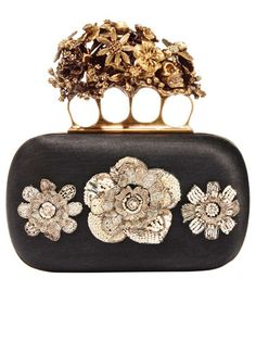 Whats In: Flowered Clutches