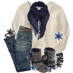 cute winter outfit my-style