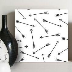 quadro decorativo flechas