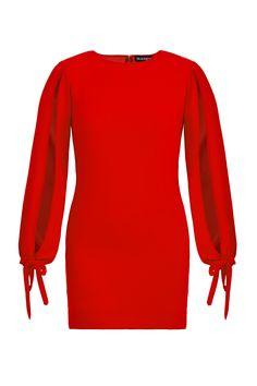 HANEY Kathryn Shift Dress Size-inclusive designer luxury Plus-size fashion