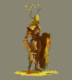 Pin by osama aamer on animal & creatures creature concept, fantasy mons Forest Creatures, Fantasy Creatures, Mythical Creatures, Fantasy Character Design, Character Design Inspiration, Character Art, Fantasy Monster, Monster Art, Creature Concept Art