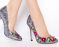 Zapatos de fiesta para un look diez en Navidad: fotos de los modelos