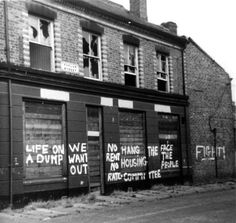 Poplar-Street, Liverpool. Remember this. There was a rent strike.