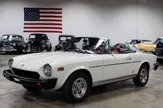 Displaying 11 total results for classic Fiat 124 Spider Vehicles for Sale. Fiat 124 Spider, Dream Machine, Cars For Sale, Automobile, Bella, 3, Euro, News, Car