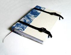 Caderno - Jeans. Para anotar momentos fora de série!