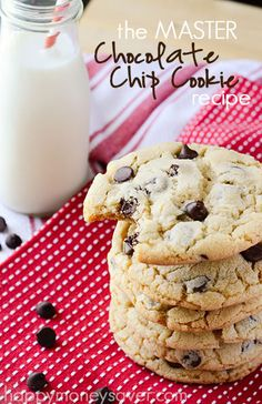 Really truly the absolute best chocolate chip cookies I've ever made (I'm a terrible cookie maker).  I also even used whole wheat and they still turned out amazing!  SO GOOD! ~Anna