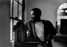 The beautiful Marvin Gaye