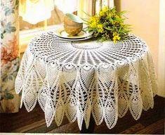 Kira crochet: Crocheted motif no. 423