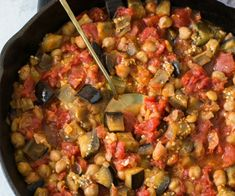 Eggplant and Chickpeas with Turmeric Yogurt Sauce is a quick-cooking vegetarian meal with bold satisfying flavors perfect for a no-fuss weeknight dinner. Vegetable Recipes, Vegetarian Recipes, Whole Beef Tenderloin, Roasted Okra, Sea Scallops, Summer Side Dishes, Cook Up A Storm, Holiday Dinner, Brussels Sprouts