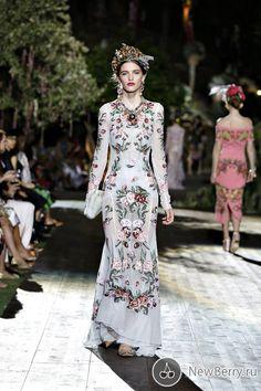 Dolce & Gabbana Couture fall winter 2015-2016